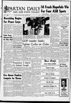 Spartan Daily, October 24, 1966