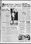 Spartan Daily, October 26, 1966 by San Jose State University, School of Journalism and Mass Communications