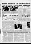 Spartan Daily, October 27, 1966