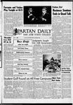 Spartan Daily, October 28, 1966 by San Jose State University, School of Journalism and Mass Communications