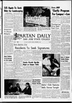 Spartan Daily, September 14, 1966 by San Jose State University, School of Journalism and Mass Communications