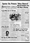 Spartan Daily, September 23, 1966 by San Jose State University, School of Journalism and Mass Communications