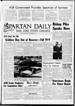 Spartan Daily, September 26, 1966 by San Jose State University, School of Journalism and Mass Communications