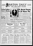 Spartan Daily, September 27, 1966 by San Jose State University, School of Journalism and Mass Communications