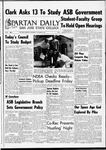 Spartan Daily, September 28, 1966 by San Jose State University, School of Journalism and Mass Communications