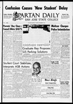Spartan Daily, September 29, 1966 by San Jose State University, School of Journalism and Mass Communications
