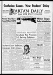 Spartan Daily, September 29, 1966