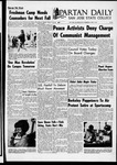 Spartan Daily, April 5, 1967 by San Jose State University, School of Journalism and Mass Communications