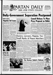 Spartan Daily, April 18, 1967