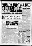 Spartan Daily, April 19, 1967