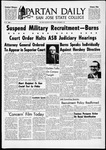 Spartan Daily, December 5, 1967