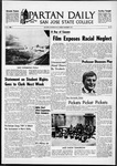 Spartan Daily, December 6, 1967 by San Jose State University, School of Journalism and Mass Communications