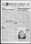 Spartan Daily, December 7, 1967