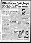 Spartan Daily, December 8, 1967