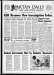 Spartan Daily, December 11, 1967 by San Jose State University, School of Journalism and Mass Communications