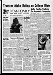 Spartan Daily, December 12, 1967 by San Jose State University, School of Journalism and Mass Communications