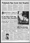 Spartan Daily, December 14, 1967