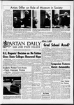 Spartan Daily, February 20, 1967 by San Jose State University, School of Journalism and Mass Communications