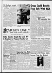 Spartan Daily, February 21, 1967 by San Jose State University, School of Journalism and Mass Communications