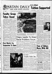 Spartan Daily, February 23, 1967 by San Jose State University, School of Journalism and Mass Communications