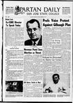 Spartan Daily, February 27, 1967