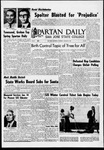 Spartan Daily, January 5, 1967 by San Jose State University, School of Journalism and Mass Communications