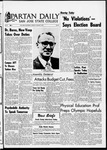 Spartan Daily, January 9, 1967 by San Jose State University, School of Journalism and Mass Communications