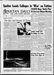 Spartan Daily, January 10, 1967 by San Jose State University, School of Journalism and Mass Communications