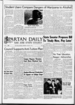 Spartan Daily, January 11, 1967 by San Jose State University, School of Journalism and Mass Communications
