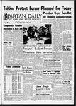 Spartan Daily, January 13, 1967 by San Jose State University, School of Journalism and Mass Communications