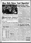 Spartan Daily, January 16, 1967