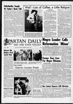 Spartan Daily, March 1, 1967 by San Jose State University, School of Journalism and Mass Communications