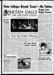Spartan Daily, March 2, 1967