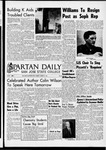 Spartan Daily, March 14, 1967