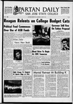 Spartan Daily, March 15, 1967 by San Jose State University, School of Journalism and Mass Communications