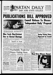 Spartan Daily, March 30, 1967 by San Jose State University, School of Journalism and Mass Communications