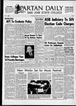 Spartan Daily, May 1, 1967