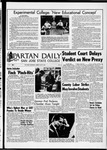 Spartan Daily, May 2, 1967 by San Jose State University, School of Journalism and Mass Communications