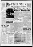 Spartan Daily, May 4, 1967