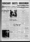 Spartan Daily, May 5, 1967 by San Jose State University, School of Journalism and Mass Communications