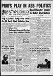 Spartan Daily, May 8, 1967