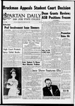 Spartan Daily, May 9, 1967 by San Jose State University, School of Journalism and Mass Communications