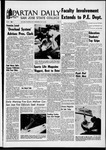 Spartan Daily, May 10, 1967 by San Jose State University, School of Journalism and Mass Communications