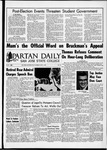 Spartan Daily, May 11, 1967 by San Jose State University, School of Journalism and Mass Communications