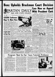 Spartan Daily, May 12, 1967