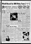 Spartan Daily, May 15, 1967
