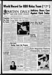 Spartan Daily, May 15, 1967