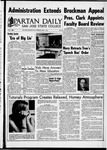 Spartan Daily, May 17, 1967 by San Jose State University, School of Journalism and Mass Communications