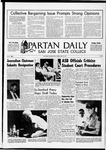 Spartan Daily, May 19, 1967 by San Jose State University, School of Journalism and Mass Communications