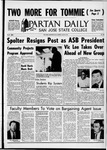 Spartan Daily, May 22, 1967 by San Jose State University, School of Journalism and Mass Communications
